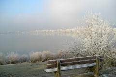 Rottauensee im Winter