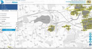 Ausschnitt-Geoportal