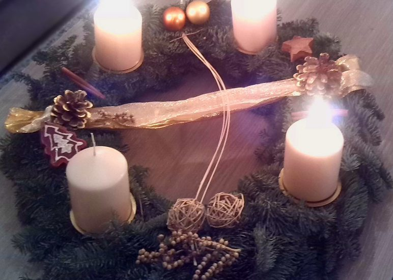 Weihnachtsbasar nach Gottesdienst