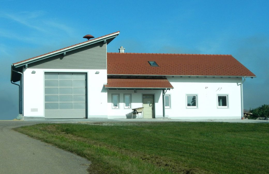 VERSCHOBEN: Einweihung des Feuerwehrgerätehauses Gangerbauer