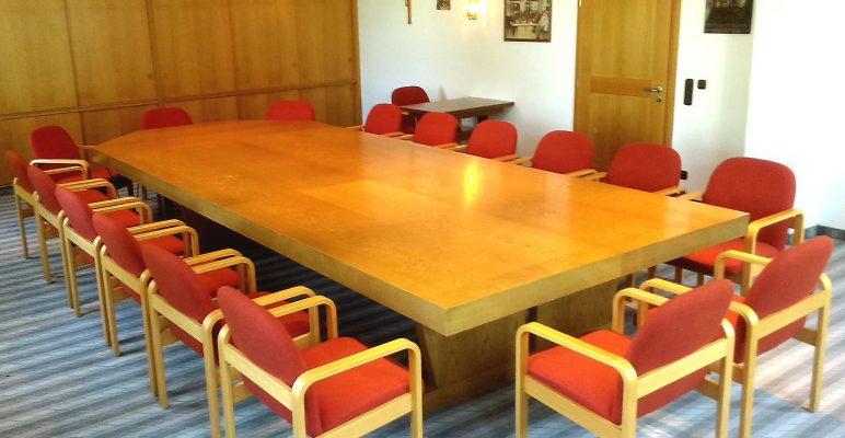 Nächste Sitzung des Gemeinderates