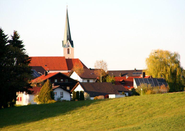 Segnung Feuerwehrhaus