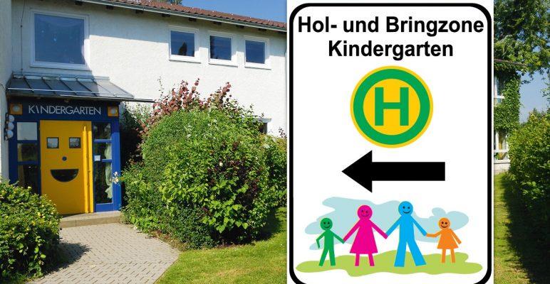 Kindergarten Christanger: Neuerungen beim Parken