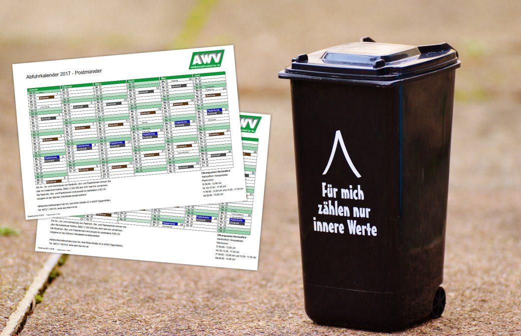 Müllabfuhrkalender 2018