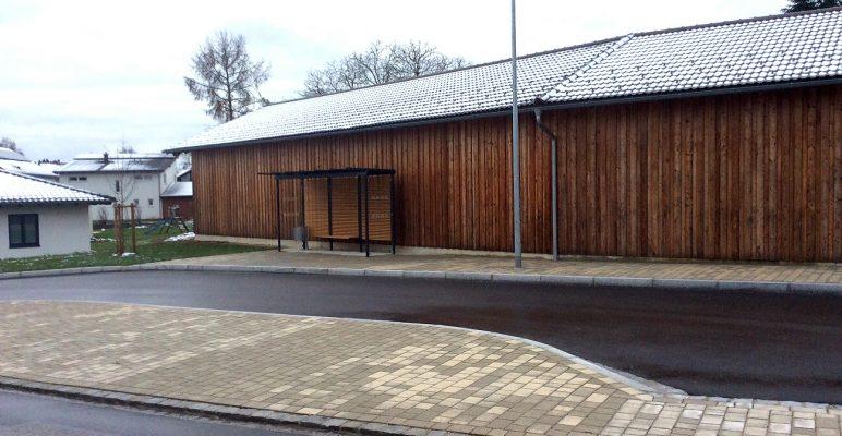 Neue Schulbushaltestelle in Neuhofen ab 07.01.2019
