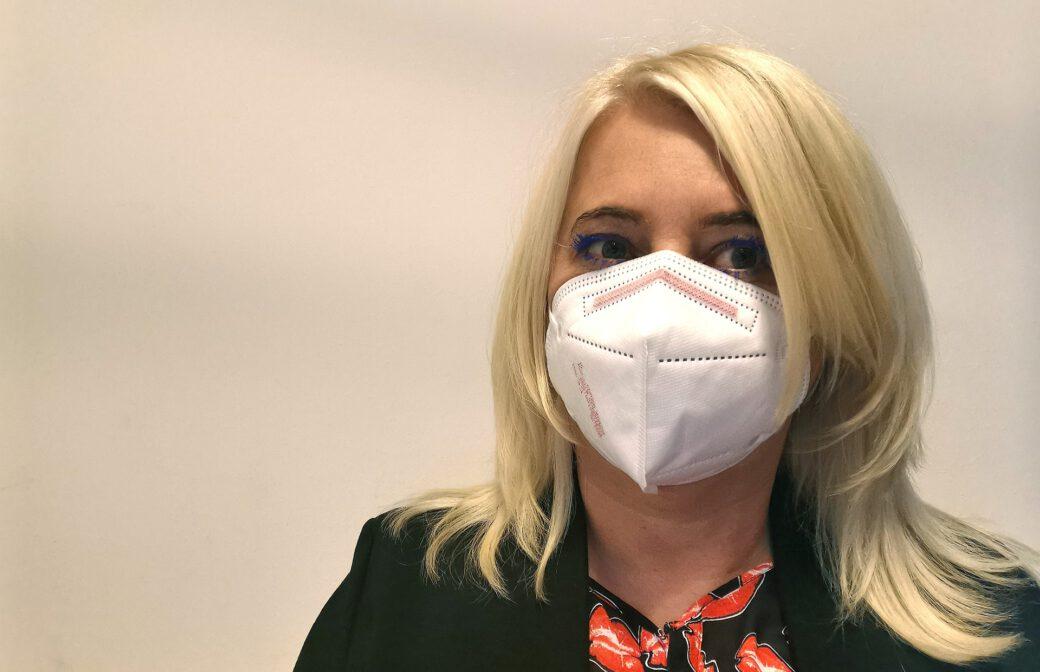 FFP2-Masken für pflegende Angehörige