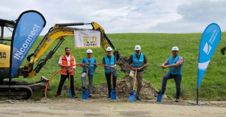 Breitbandausbau geht in Gangerbauer in die nächste Runde